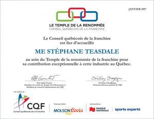 TEMPLE DE LA RENOMMEE ST